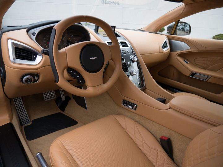 Aston Martin VANQUISH S PACK CARBONE/Volant One-77 - ETAT NEUF Cumberland Grey (Special Q) - 5