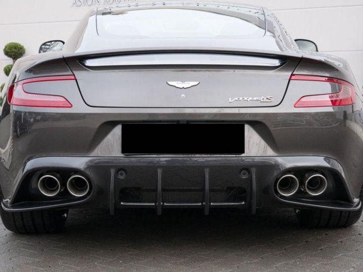 Aston Martin VANQUISH S PACK CARBONE/Volant One-77 - ETAT NEUF Cumberland Grey (Special Q) - 12