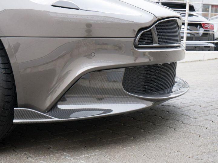 Aston Martin VANQUISH S PACK CARBONE/Volant One-77 - ETAT NEUF Cumberland Grey (Special Q) - 14