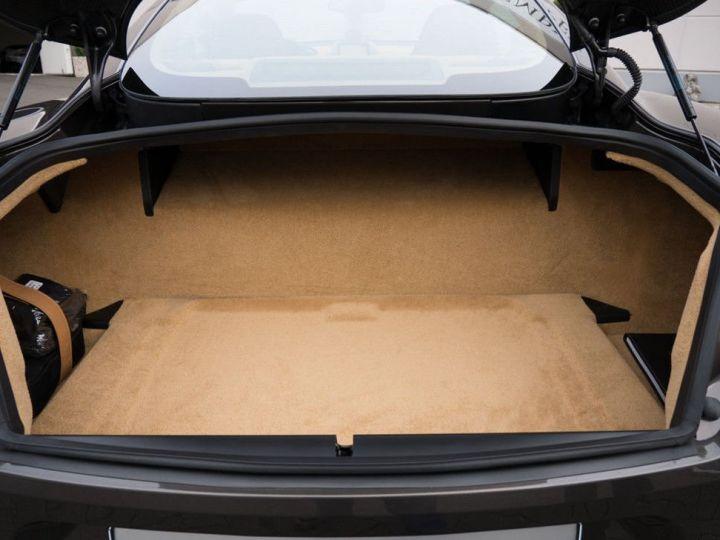 Aston Martin VANQUISH S PACK CARBONE/Volant One-77 - ETAT NEUF Cumberland Grey (Special Q) - 15