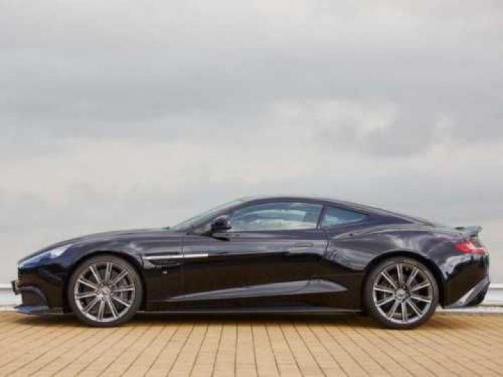 Aston Martin VANQUISH V12 NOIR Occasion - 2
