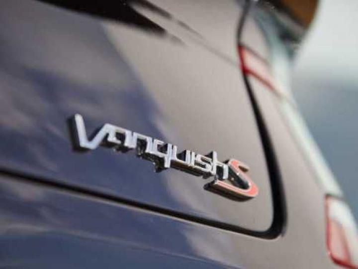 Aston Martin VANQUISH V12 NOIR Occasion - 4