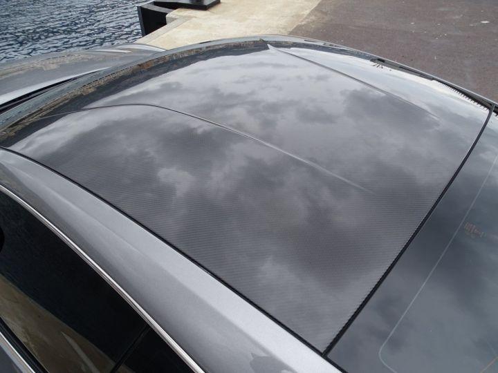 Aston Martin Vanquish V12 TOUCHTRONIC 573 CV COUPE - MONACO Tungsten Silver Metal - 12