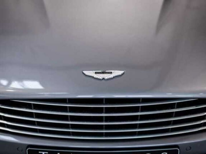 Aston Martin VANQUISH V12 TOUCHTRONIC III 8 rapports ZF Hammerhead Silver métal - 18