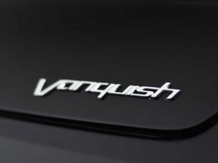 Aston Martin VANQUISH Volante EDITION CARBONE AML Carbon Black - 12