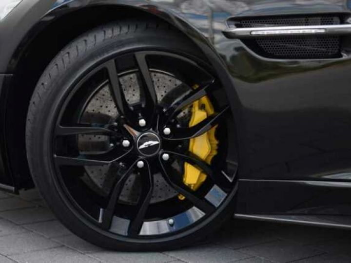 Aston Martin VANQUISH Volante EDITION CARBONE AML Carbon Black - 19
