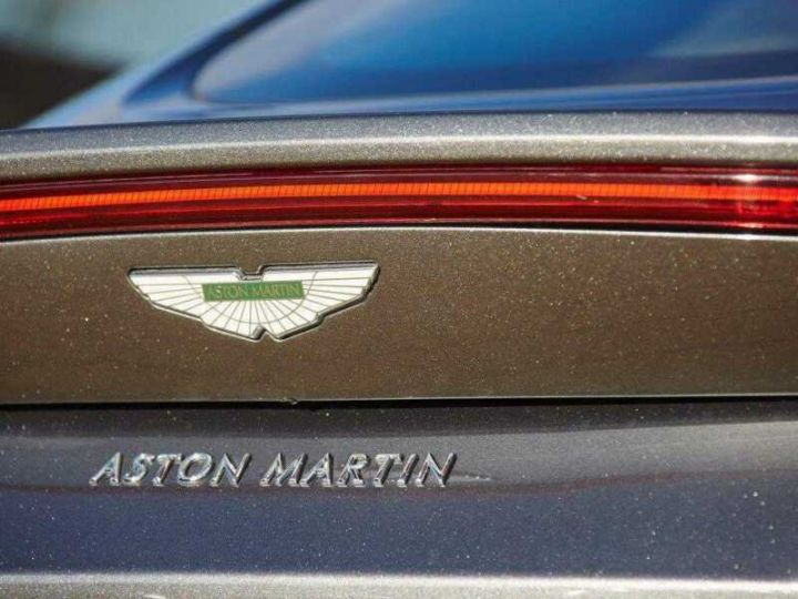 Aston Martin VANTAGE II COUPE V8 4.0 510 BVA GRIS CHINA  Occasion - 10