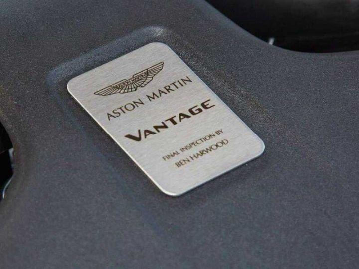 Aston Martin VANTAGE II COUPE V8 4.0 510 BVA GRIS CHINA  Occasion - 16
