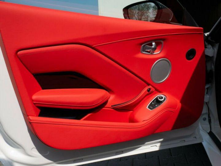 Aston Martin VANTAGE II COUPE V8 4.0 510 BVA PACK STARTECH BLANC STRATUS Occasion - 8