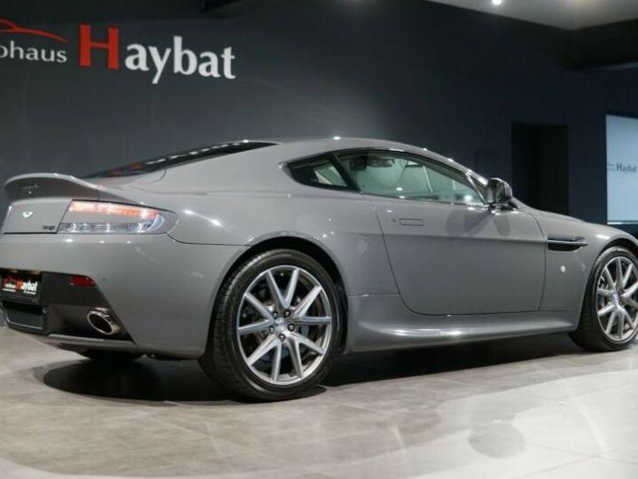 Aston Martin Vantage  V8 Vantage 4.7l Sportshift *China Grey* Gris / China Grey - 7