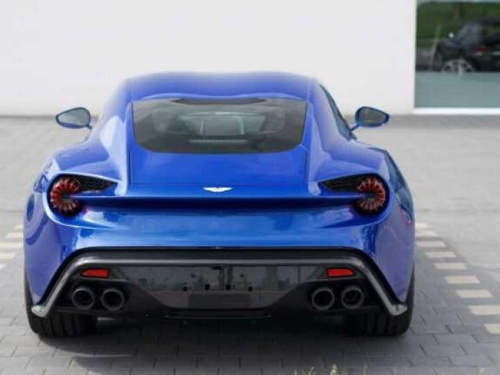 Aston Martin Zagato LIMITED EDITION # One Of 99 # Cobalt Blue Métal - 6