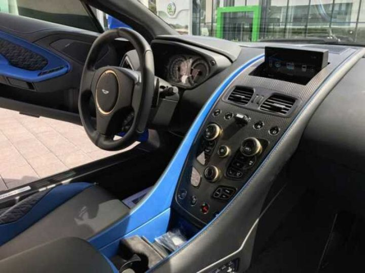 Aston Martin Zagato LIMITED EDITION # One Of 99 # Cobalt Blue Métal - 14