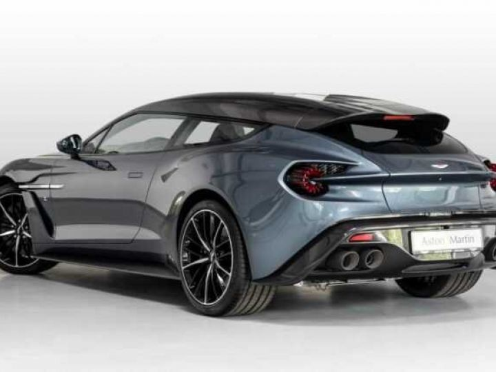 Aston Martin Zagato VANQUISH ZAGATO Shooting Brake# 4 exemplaires seulement Predator Grey métal - 2