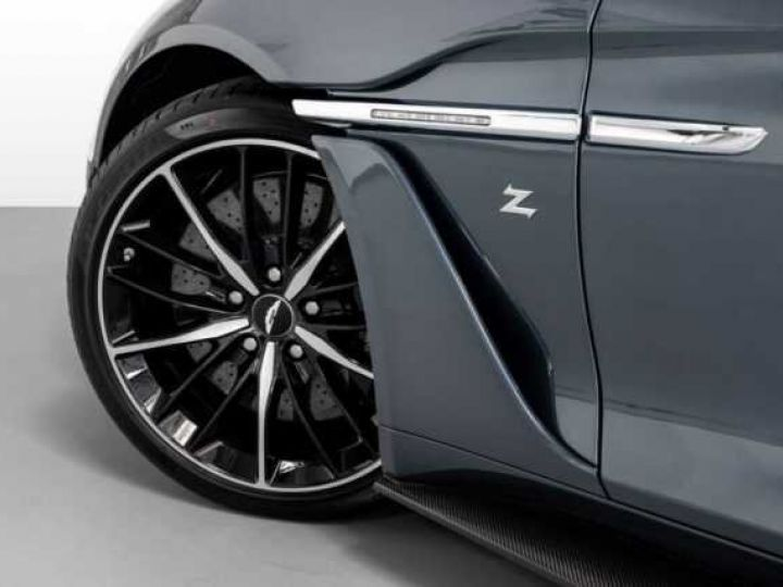 Aston Martin Zagato VANQUISH ZAGATO Shooting Brake# 4 exemplaires seulement Predator Grey métal - 4