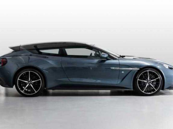 Aston Martin Zagato VANQUISH ZAGATO Shooting Brake# 4 exemplaires seulement Predator Grey métal - 6