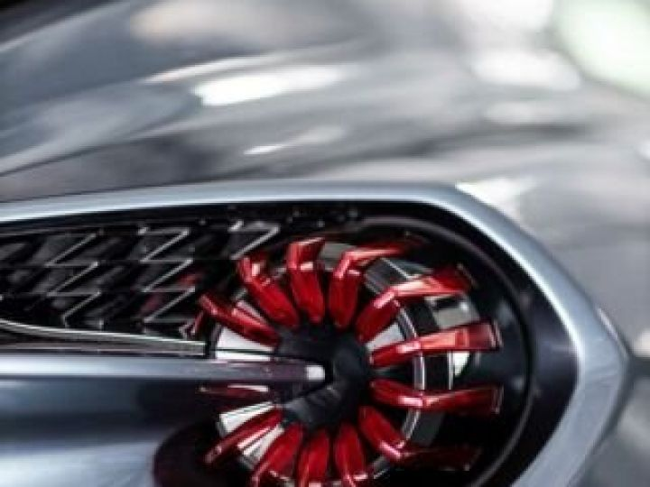 Aston Martin Zagato VANQUISH ZAGATO Shooting Brake# 4 exemplaires seulement Predator Grey métal - 11