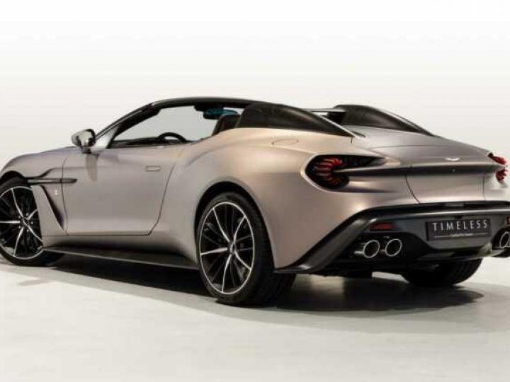 Aston Martin Zagato VANQUISH ZAGATO Speedster - 1 of 28 # UNE VALEUR REFUGE Satin Solar Bronze - 2