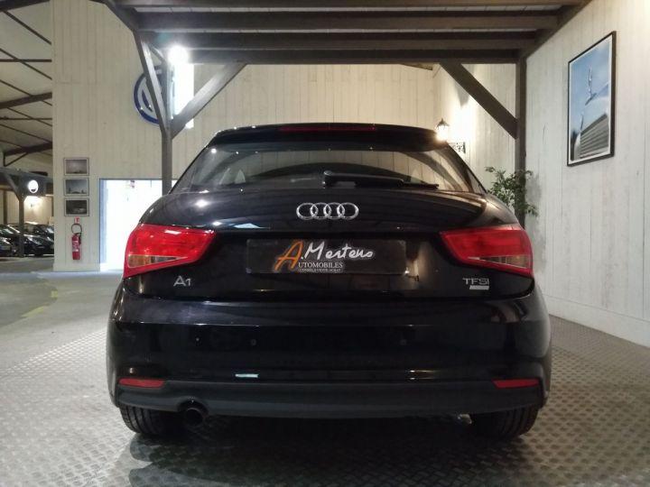 Audi A1 1.0 TFSI 95 CV AMBITION  Noir - 4