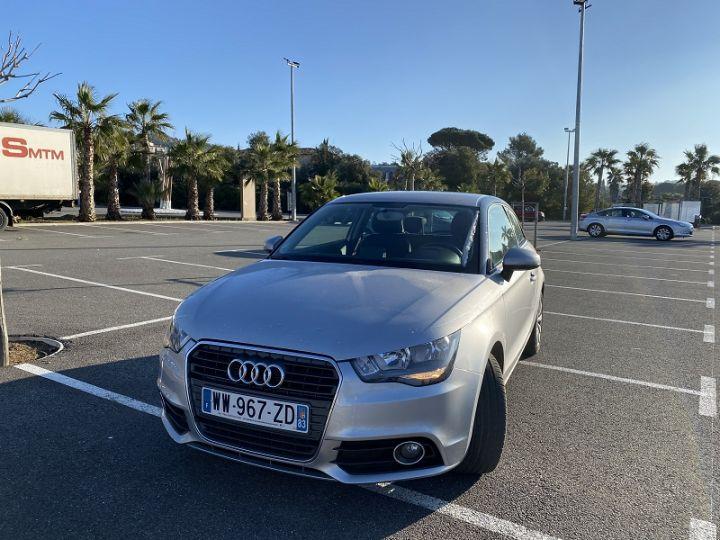Audi A1 1.2 TFSI 86CH AMBIENTE Gris - 1