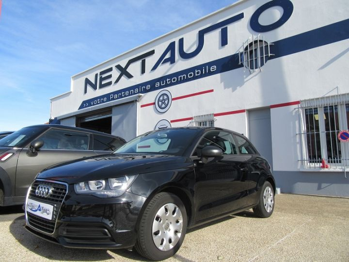 Audi A1 1.2 TFSI 86CH ATTRACTION NOIR Occasion - 1