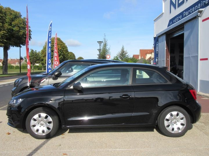 Audi A1 1.2 TFSI 86CH ATTRACTION NOIR Occasion - 5