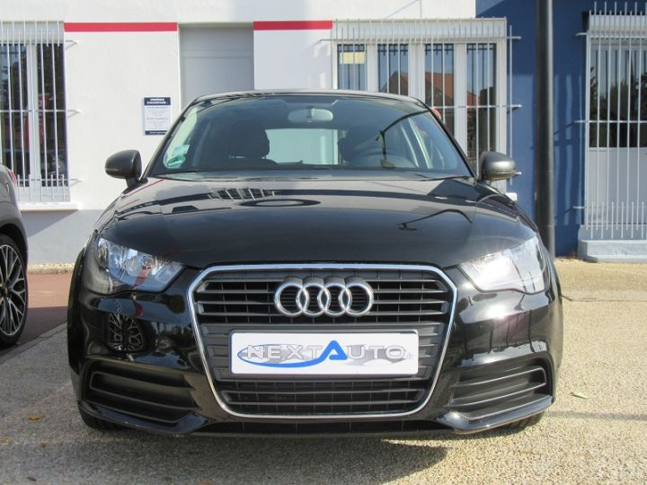 Audi A1 1.2 TFSI 86CH ATTRACTION NOIR Occasion - 6