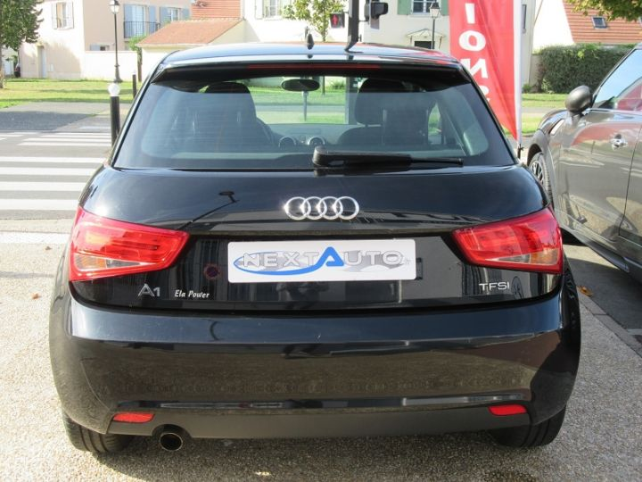Audi A1 1.2 TFSI 86CH ATTRACTION NOIR Occasion - 7