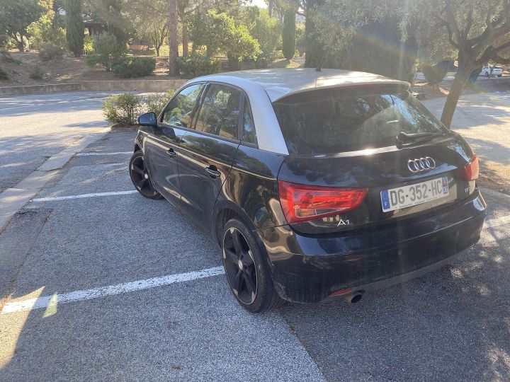 Audi A1 1.2 TFSI 86CH BUSINESS LINE Noir - 2