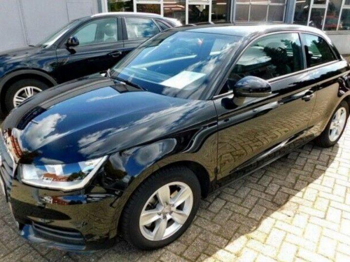Audi A1 1.4 TFSI 125 S-Tronic (10/2016) noir métal - 1
