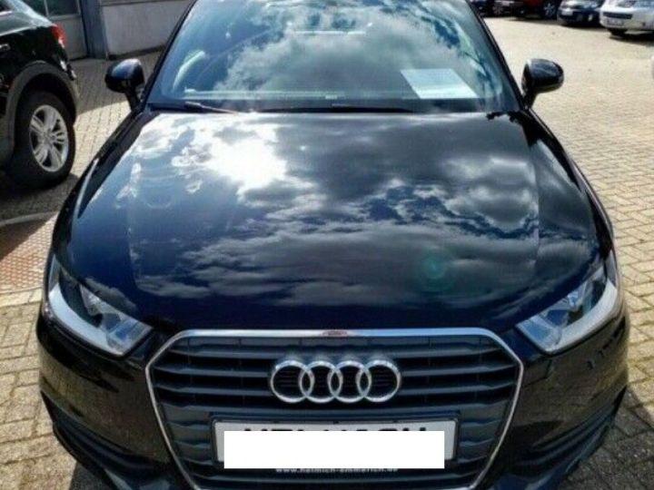 Audi A1 1.4 TFSI 125 S-Tronic (10/2016) noir métal - 11