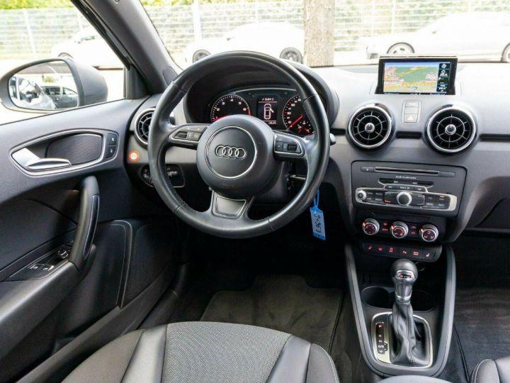 Audi A1 1.4TFSI 125 S-tronic sport Ambition.03/2017 noir métal - 5