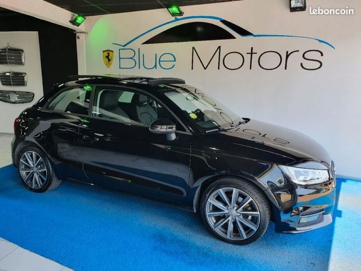 Audi A1 1.6 TDI Stronic7 Ambition Luxe Noir - 1