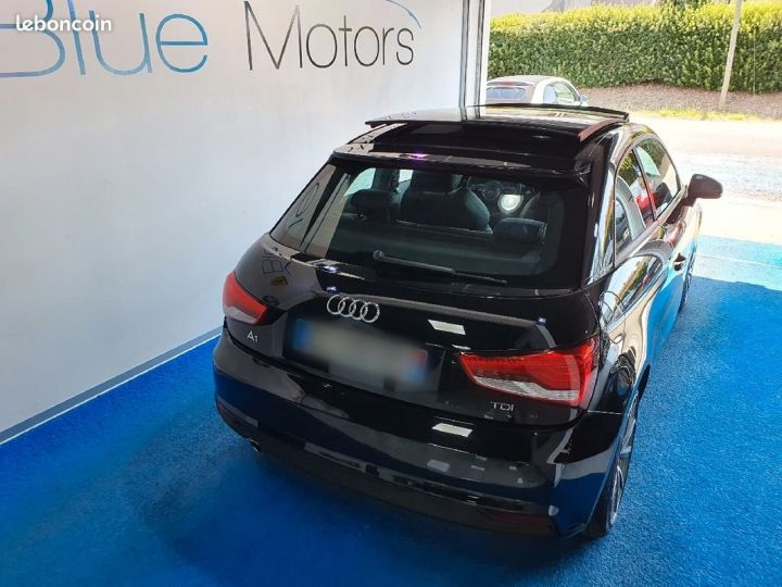 Audi A1 1.6 TDI Stronic7 Ambition Luxe Noir - 2