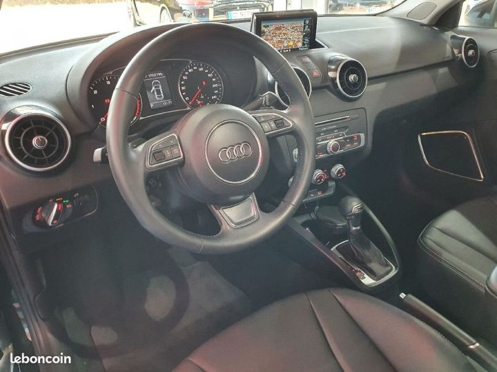 Audi A1 1.6 TDI Stronic7 Ambition Luxe Noir - 7