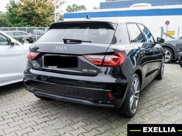 Audi A1 35 TFSI S TRONIC NOIR PEINTURE METALISE  Occasion - 1