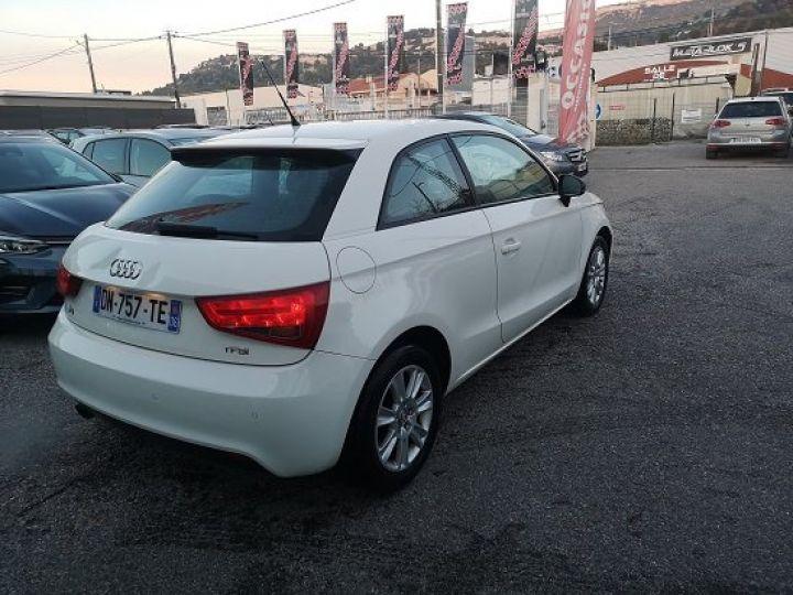Audi A1 AMBITION  BLANC METAL Occasion - 3