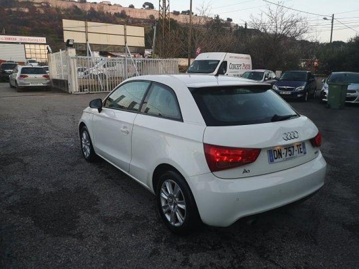 Audi A1 AMBITION  BLANC METAL Occasion - 4
