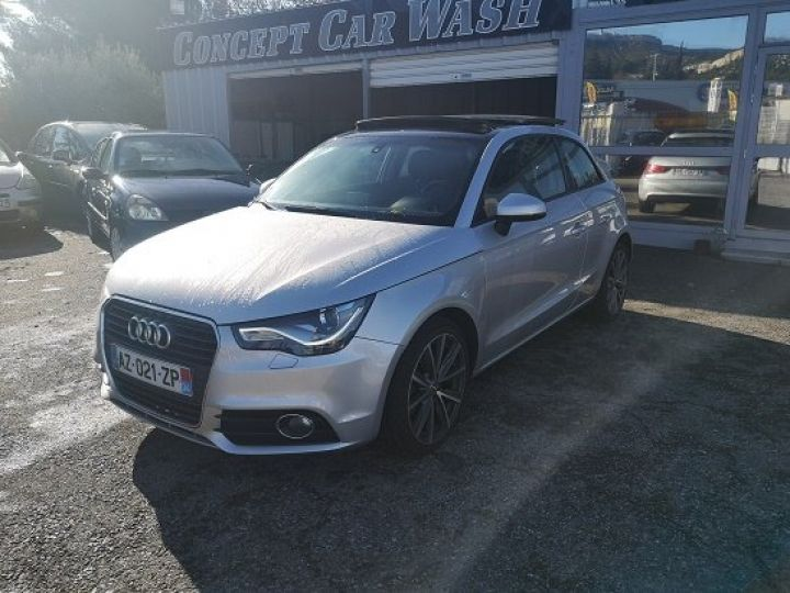 Audi A1 AMBITION LUXE GRIS METAL Occasion - 2