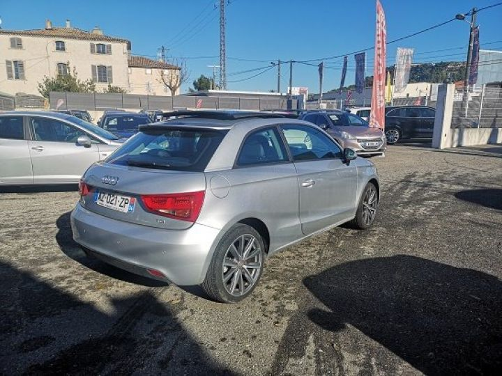 Audi A1 AMBITION LUXE GRIS METAL Occasion - 3
