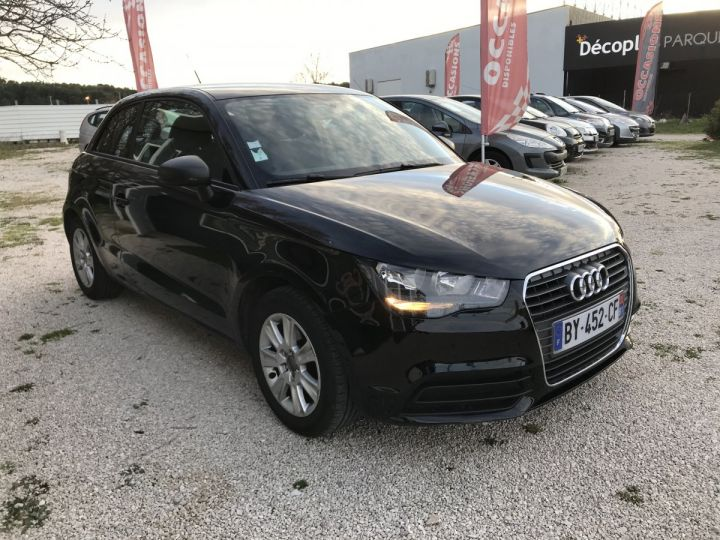 Audi A1 ATTRACTION NOIR METAL Occasion - 2