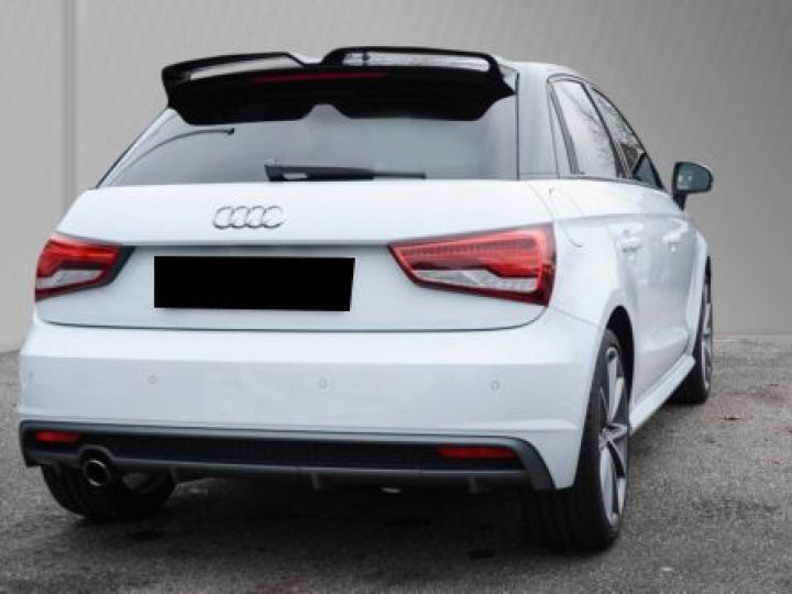 Audi A1 Sportback 1.0 TFSI 95CH ULTRA BUSINESS LINE BLANC Occasion - 2