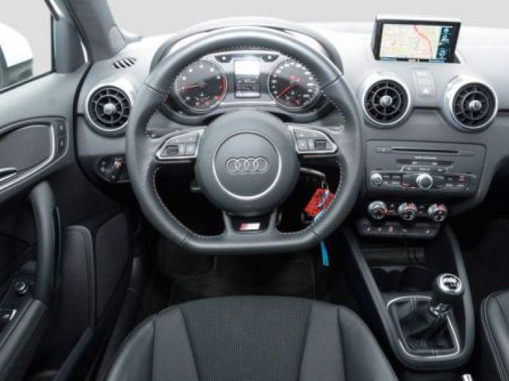 Audi A1 Sportback 1.0 TFSI 95CH ULTRA BUSINESS LINE BLANC Occasion - 11