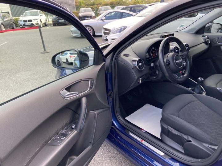 Audi A1 Sportback 1.0 TFSI 95ch ULTRA PACK S-LINE BLEU METAL - 6