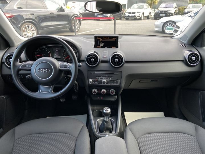 Audi A1 Sportback 1.0 TFSI 95ch ULTRA PACK S-LINE BLEU METAL - 8