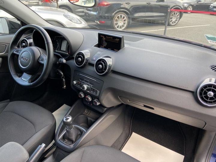 Audi A1 Sportback 1.0 TFSI 95ch ULTRA PACK S-LINE BLEU METAL - 9