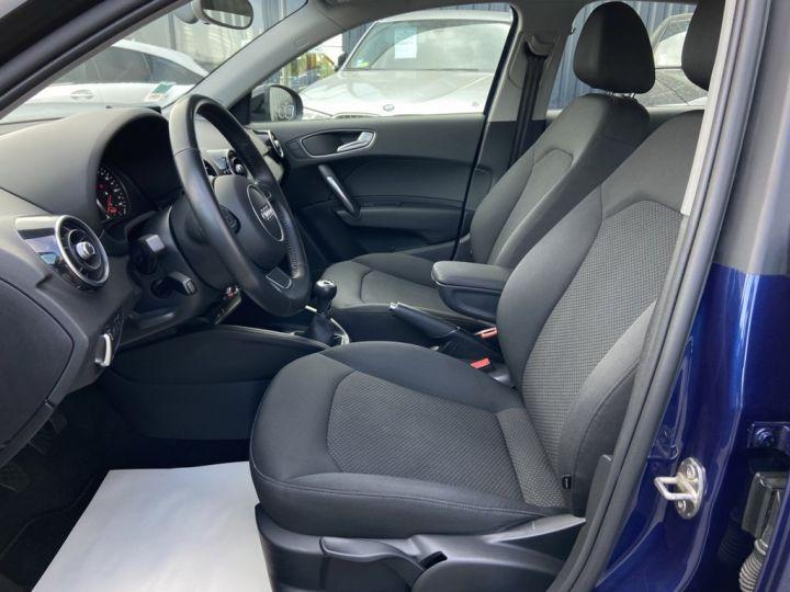 Audi A1 Sportback 1.0 TFSI 95ch ULTRA PACK S-LINE BLEU METAL - 10