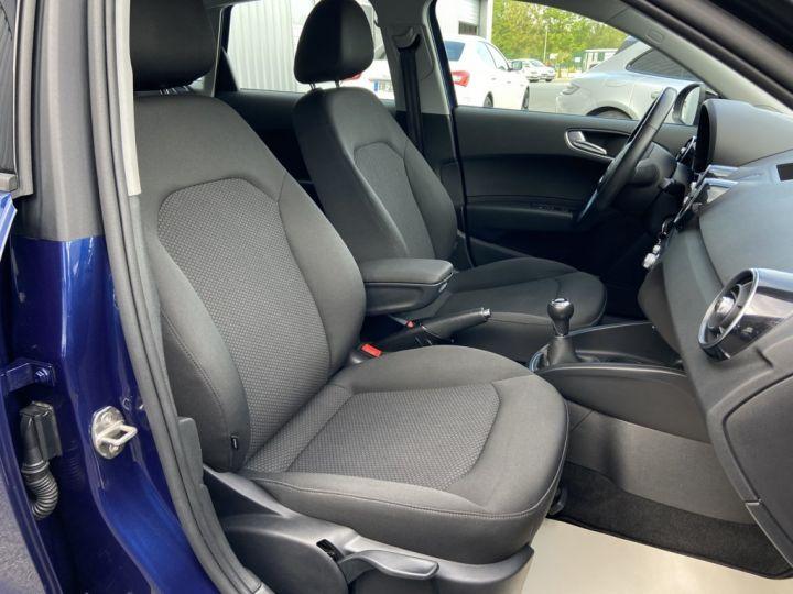 Audi A1 Sportback 1.0 TFSI 95ch ULTRA PACK S-LINE BLEU METAL - 12
