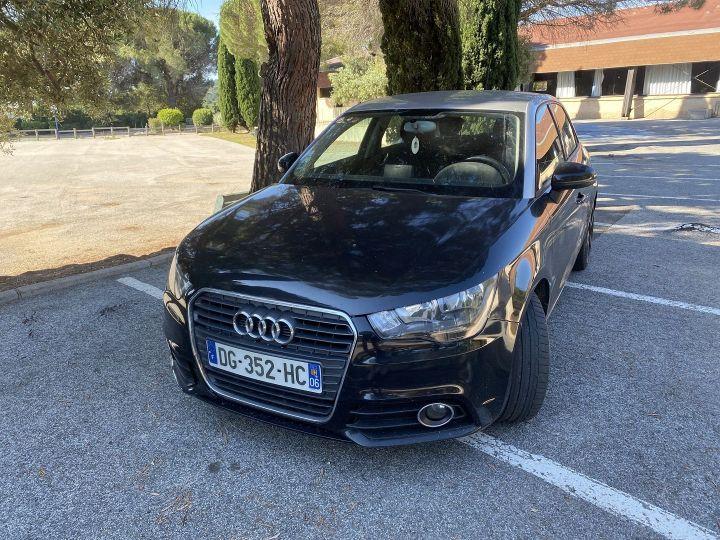 Audi A1 Sportback 1.2 TFSI 86CH AMBIENTE 5 PLACES Noir - 1