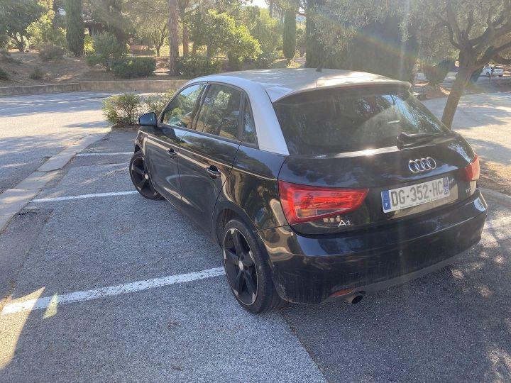 Audi A1 Sportback 1.2 TFSI 86CH AMBIENTE 5 PLACES Noir - 2