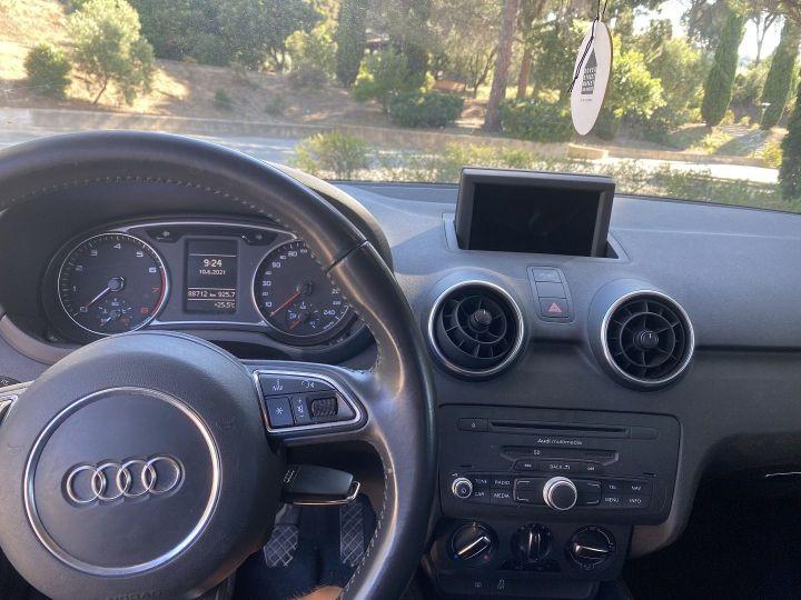 Audi A1 Sportback 1.2 TFSI 86CH AMBIENTE 5 PLACES Noir - 3